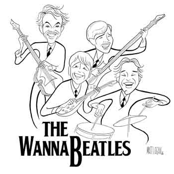 The WannaBeatles Graphic