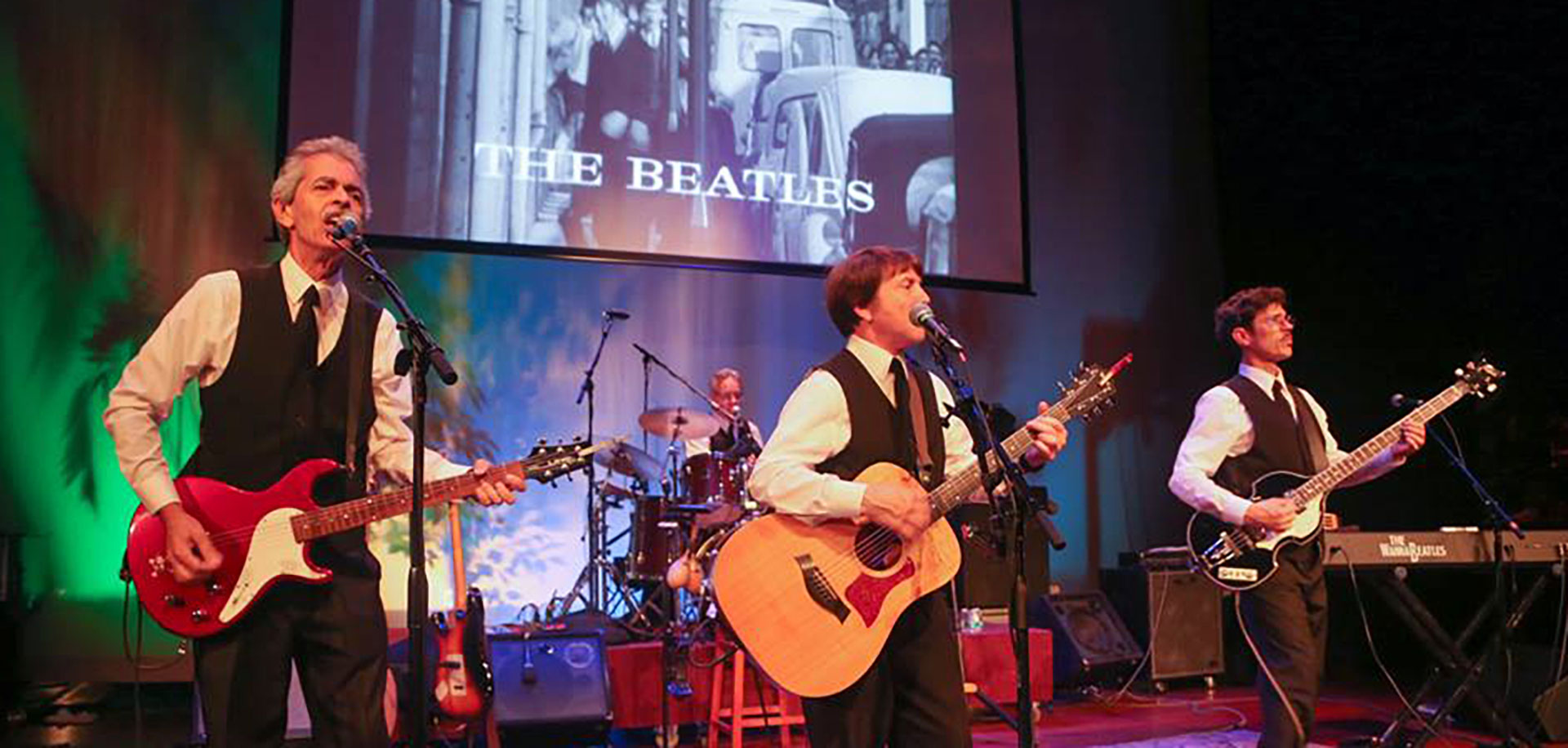 The WannaBeatles In Concert