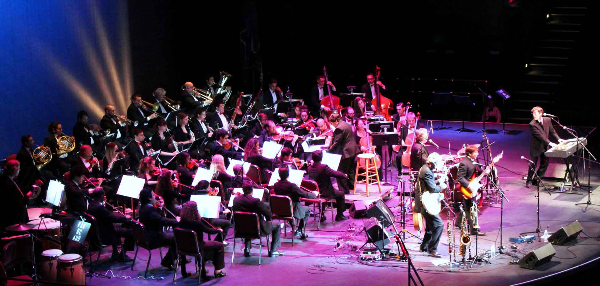 The WannaBeatles with Symphony Orchestra