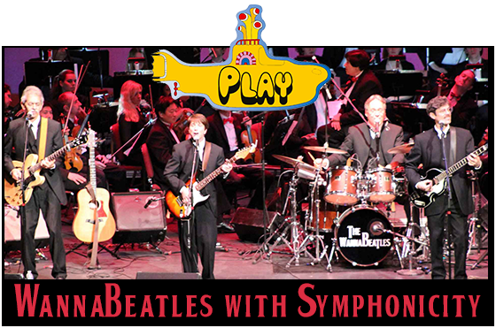 The WannaBeatles with Symphonicity