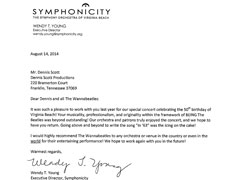 The WannaBeatles - Letter From Symphonicity