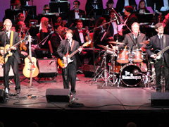 The WannaBeatles with Orchestra