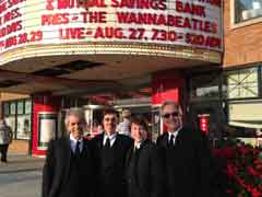 The WannaBeatles On Tour