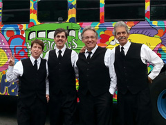 The WannaBeatles and The Love Bus